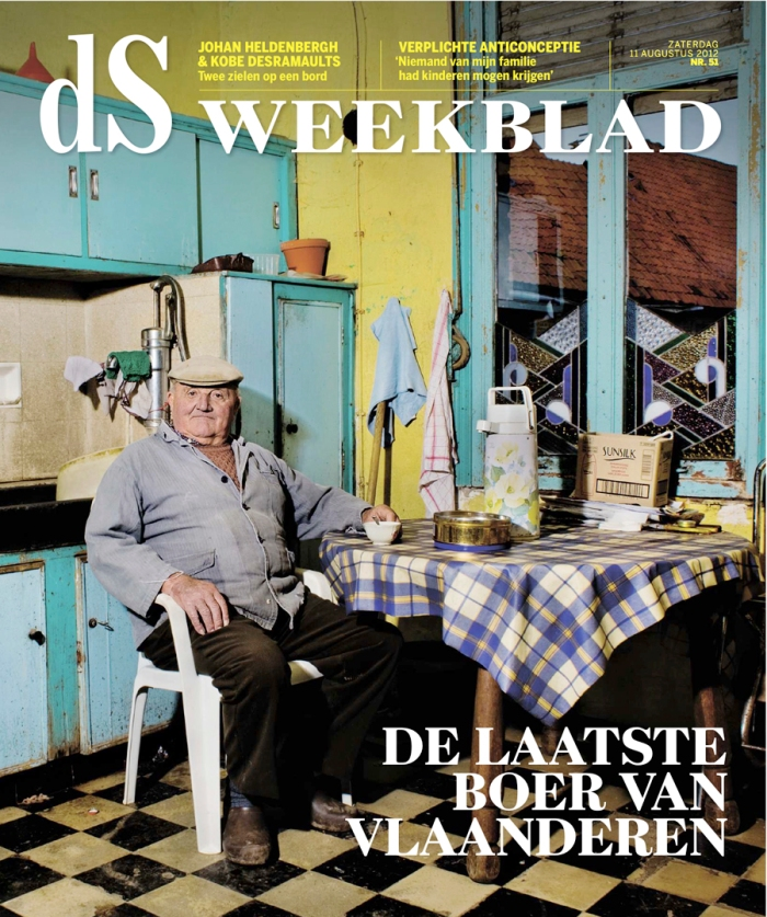 Boeren  - Cover DS Weekblad